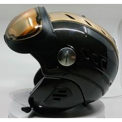 Slokker BAKKA - gold-black