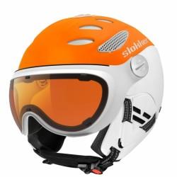 Slokker - BALO - orange-weiß