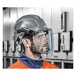 uvex - pheos helmet system