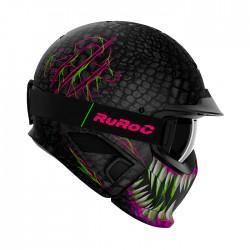 Ruroc - RG1 - DX Toxin polarisierter Skibrille