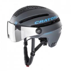 Cratoni - Commuter - schwarz matt