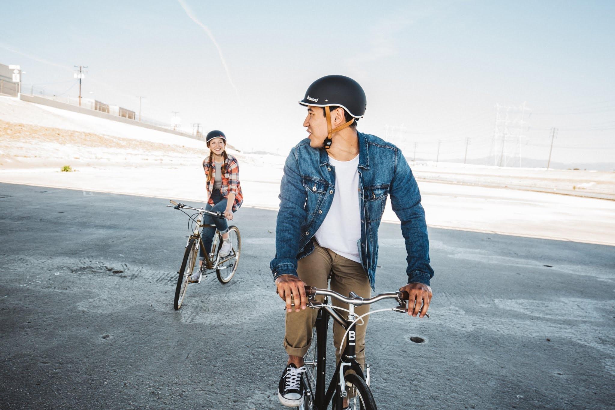 Thousand Epoch Fahrradhelm